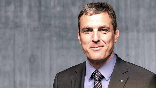 Andreas Felix pudess esser il favurit per il post da president da la PBD grischuna.