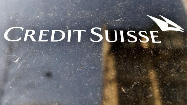Il logo da la Credit Suisse.