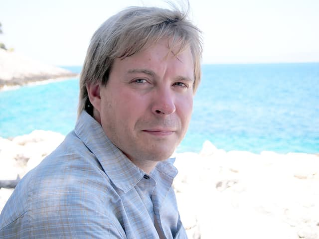 Portrait Sergej Lebedew