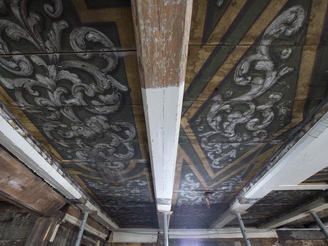Deckenmalereien