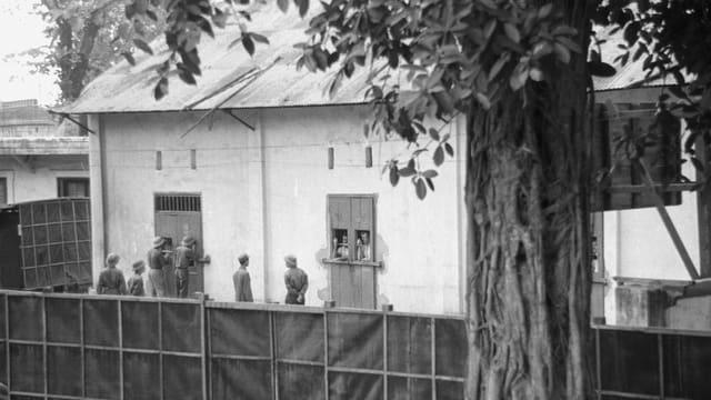 Gefängnis in Nord-Vietnam