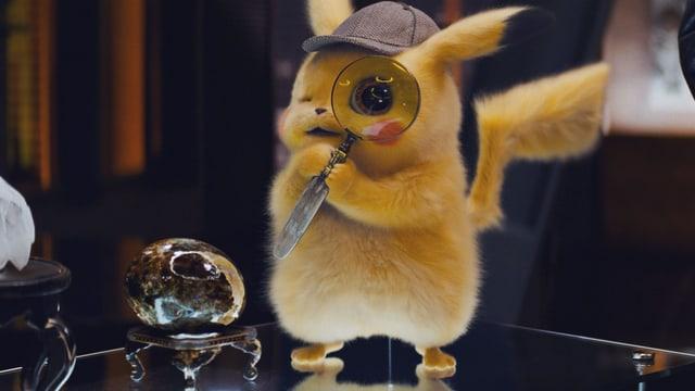 Realfilm «Detective Pikachu»
