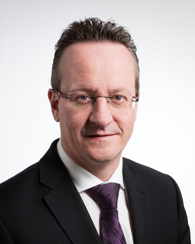 Martin Schmid, cusseglier naziunal PLD.