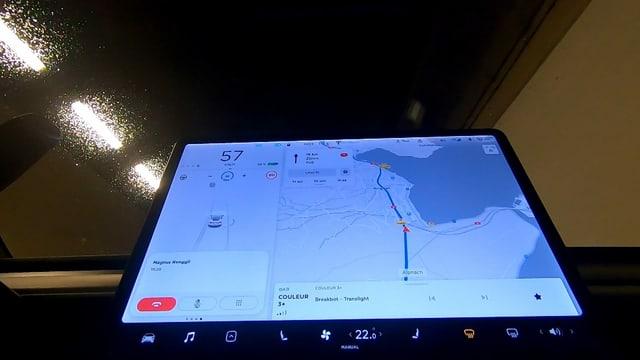 Geblitzt und gebüsst - Tesla-Tempomat macht, was er will