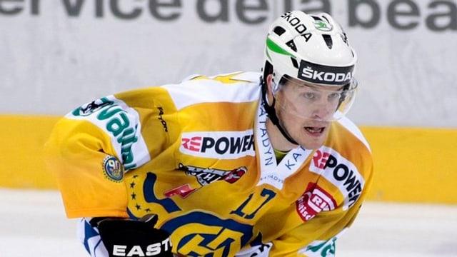 Nach einem Intermezzo in seiner tschechischen Heimat kehrt Taticek nach Davos zurück.