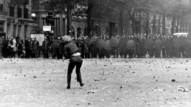 Video «50 Jahre später: Was bleibt von 1968?» abspielen