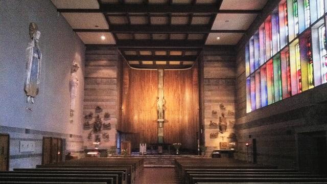 Video «Römisch-katholitscher Gottesdienst aus Lugano-Besso» abspielen
