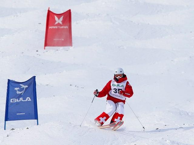 Marco Tadè muss wegen einer Verletzung auf die Olympischen Spiele verzichten.