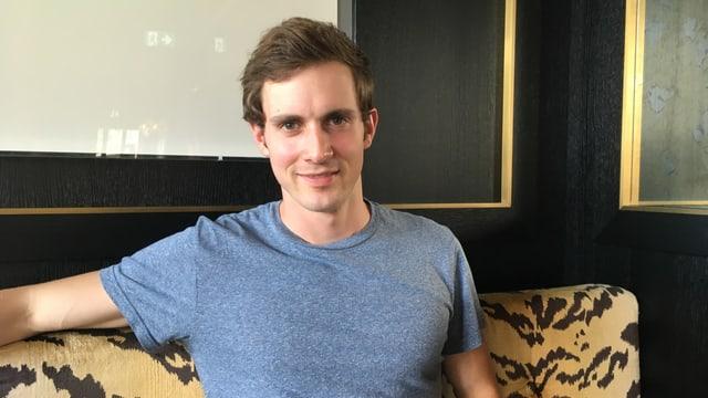 Portrait von Natanael Wildermuth