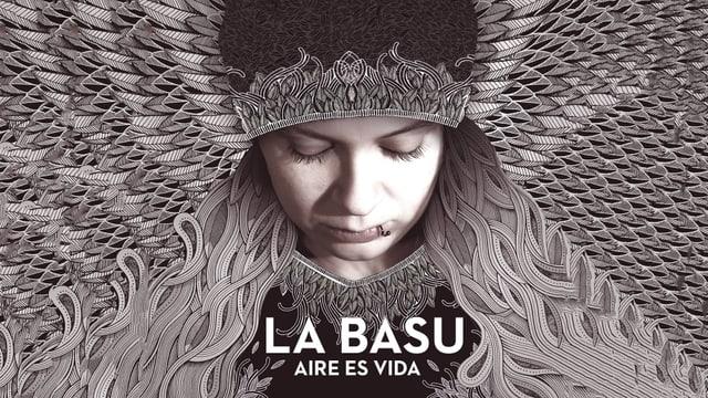 Cover dal disc Aire es vida da la gruppa La Basu