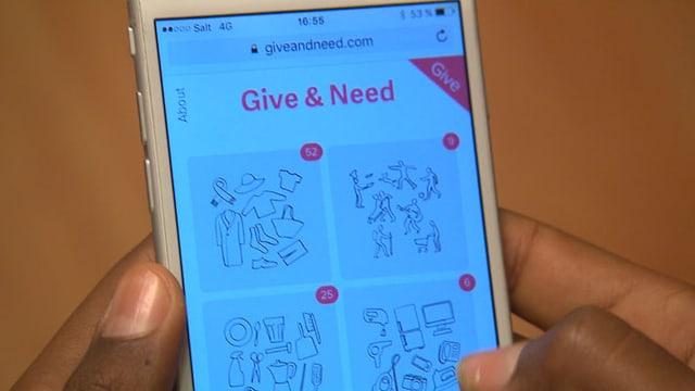 Video «Geben und Nehmen» abspielen
