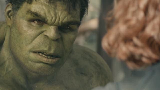Porträt Hulk