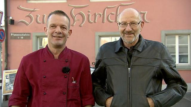 Video «Kanton Zürich – Tag 5 – Restaurant Hirschen, Egg» abspielen
