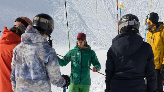 persunas, skiunz, sonda