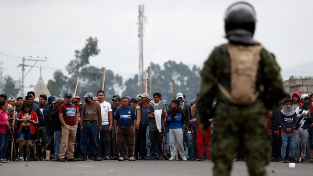 Ecuador – viertärmstes Land Südamerikas