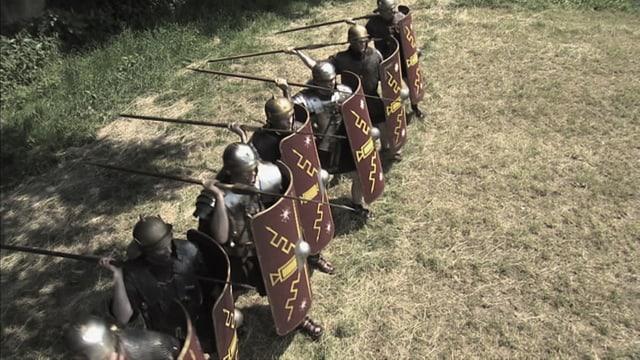 Video «Das Römer-Experiment: Wie erobern die Römer die Welt? (2/8) Deutsch» abspielen