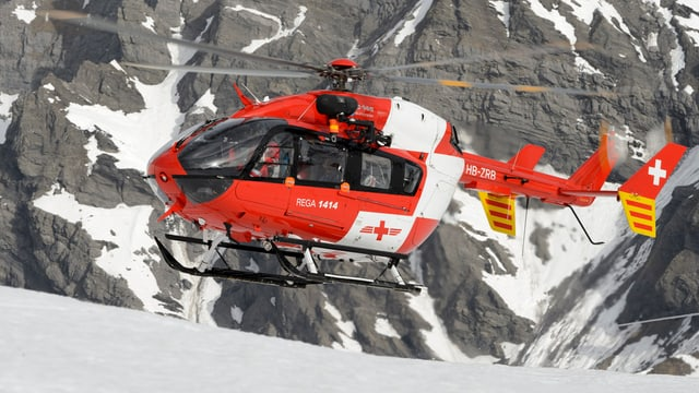 Rega-Helikopter