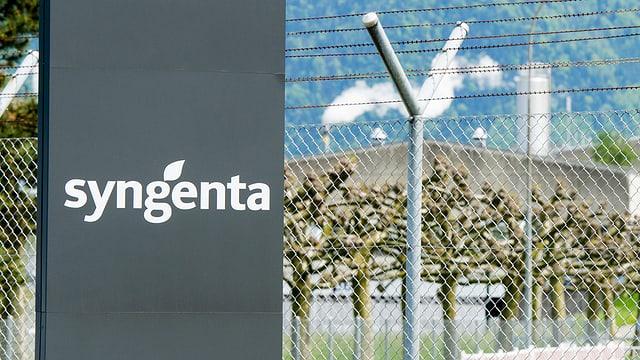 Il concern svizzer d'agrochemia Syngenta.