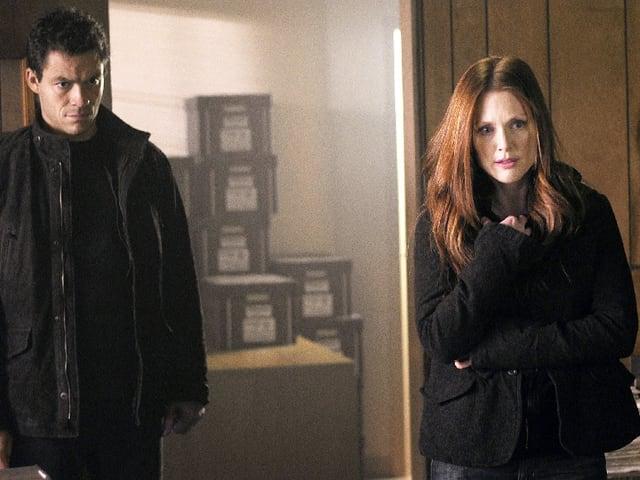 Zwei Schauspieler machen sich gemeinsam auf die Suche nach der Wahrheit.