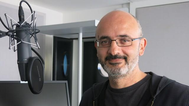 Der Autor Carlo Stuppia.