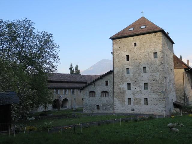 Kloster von Collombey.