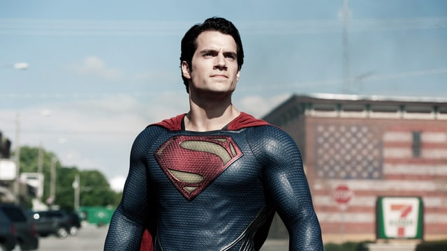 Harte Schale, weicher Kern: Der britische Schauspieler Henry Cavill als Clark Kent (oder Kal-El) in «Man of Steel».