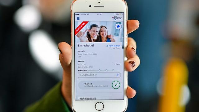 Smartphonebild
