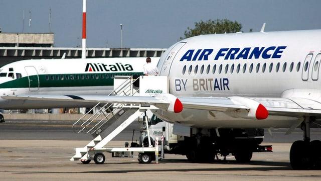 Air France reducescha er sia purschida.
