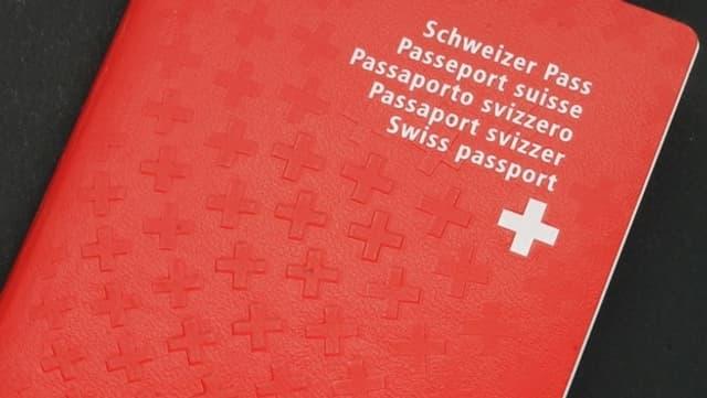 Ein Schweizer Pass
