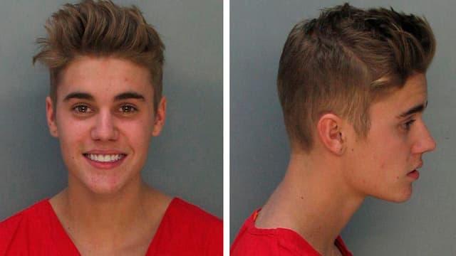 Zwei Justin Bieber