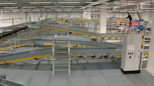 Il nov center a Cadenazzo en il Tessin è vegnì inaugurà.