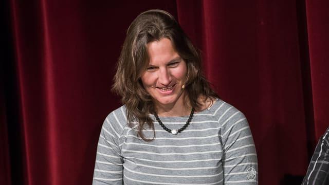 Portrait Nicole Müller
