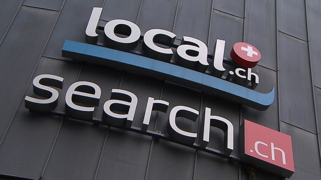 local.ch und search.ch Logo