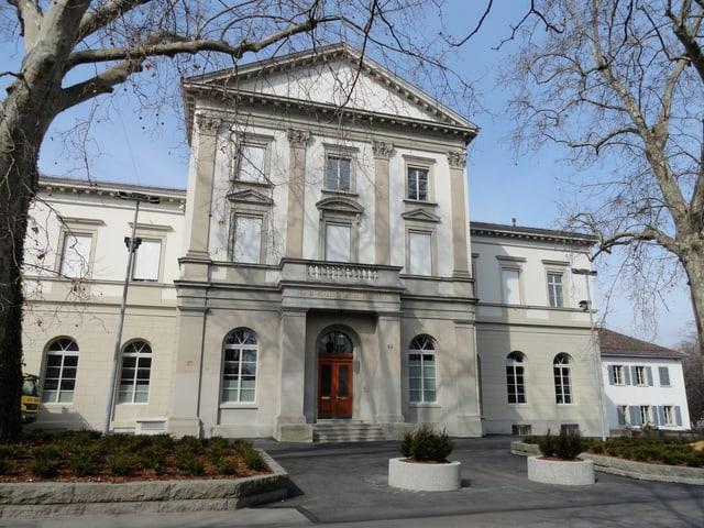Obergerichtsgebäude des Kantons Zürich