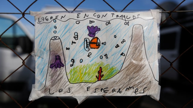 Zeichnung U-Boot