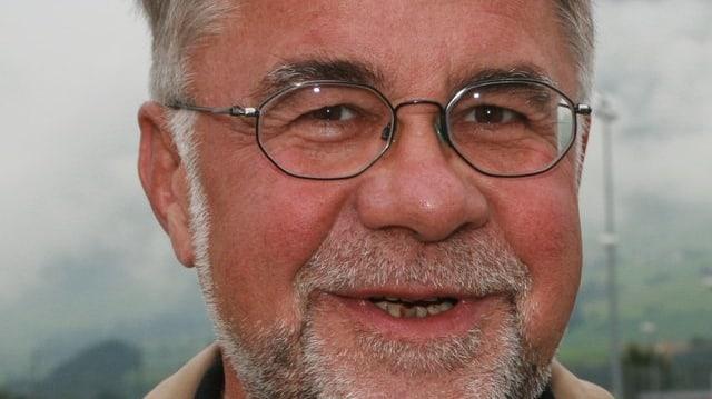 Portraitbild von SRF-Schwingexperte Simon Gerber