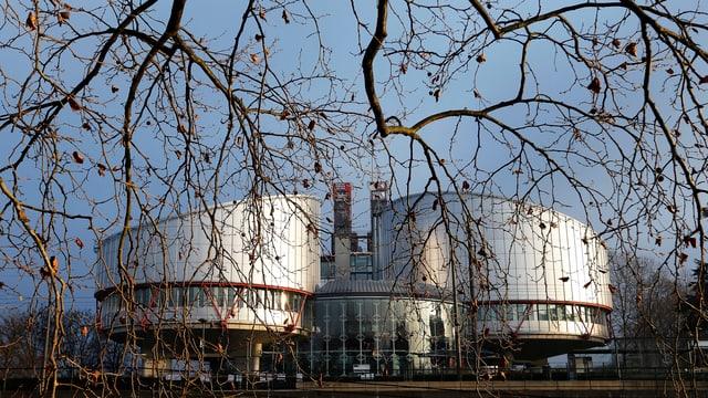Gerichtshof für Menschenrechte in Strassburg