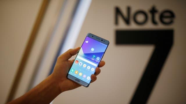Telefonin da Samsung.