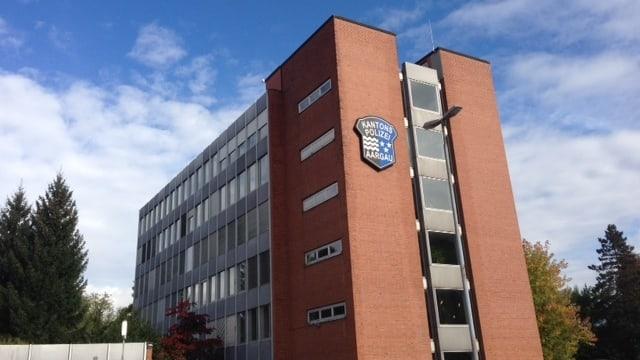 Gebäude Kantonspolizei