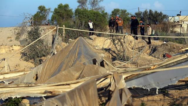 Zerstörung in Gaza