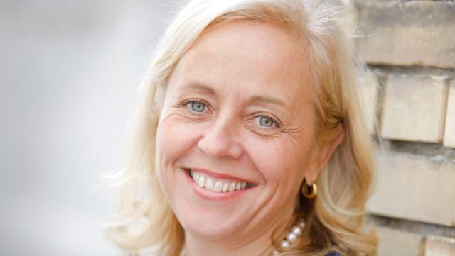 Elisabeth Schoch, neu gewählte FDP-Gemeinderätin der Stadt Zürich
