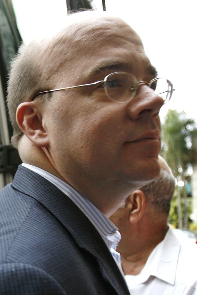 Der Kongressabgeordnete Jim McGovern
