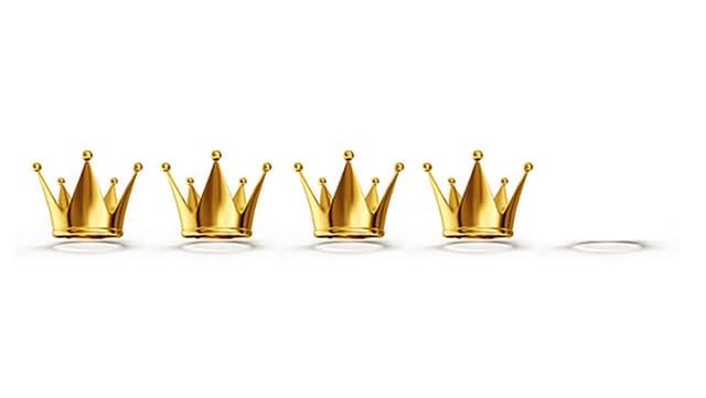 Vier Kronen
