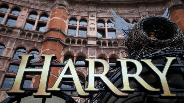 Logo von Harry Potter