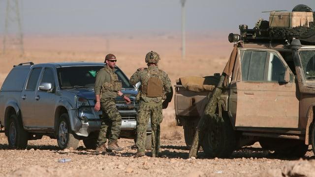 L'offensiva en la citad siriana Rakka ha cumenzà.