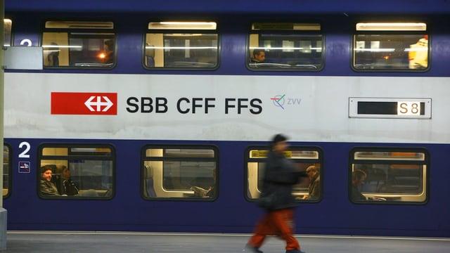Car da persunas da l'SBB