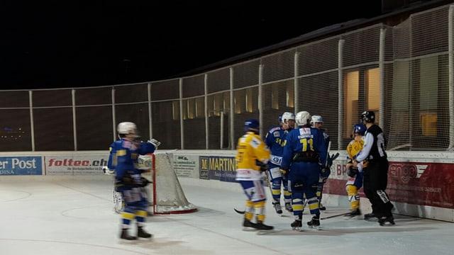 hockey sin glatsch