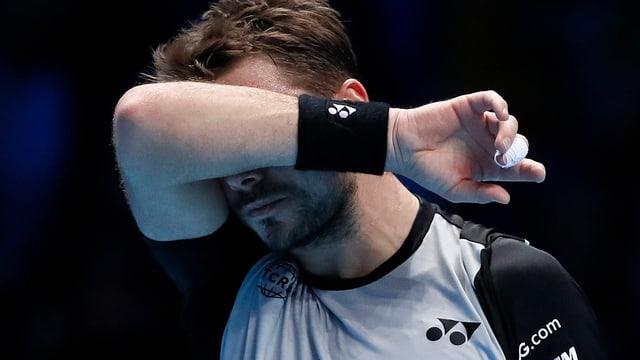 Il giugader da tennis Stan Wawrinka.