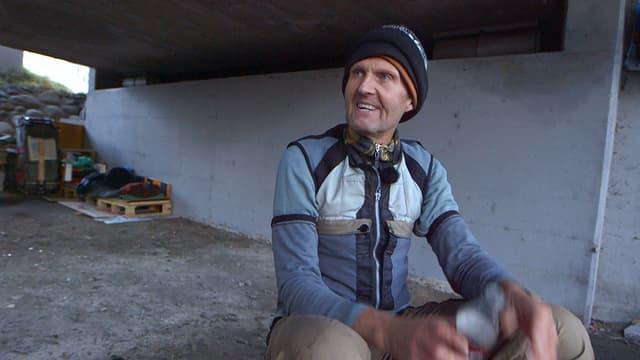 Video «Der Mann unter der Brücke» abspielen