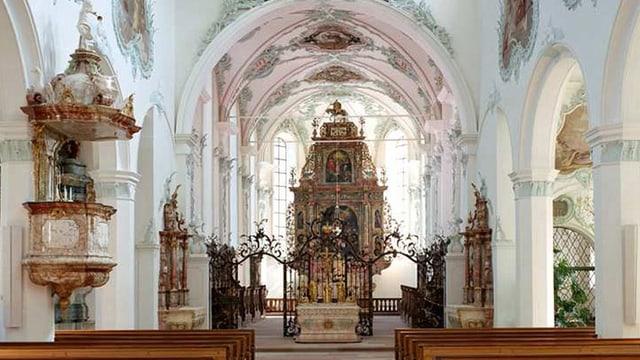 Video «Weihnachtsoratorium von Johann Sebastian Bach - Teil 1» abspielen